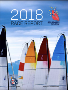 Race Report 2018 - seilsportligaen